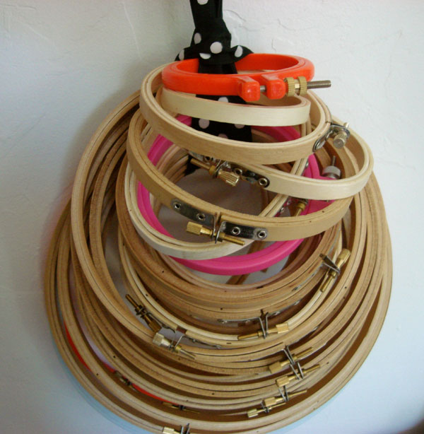 embroidery hoop sizes