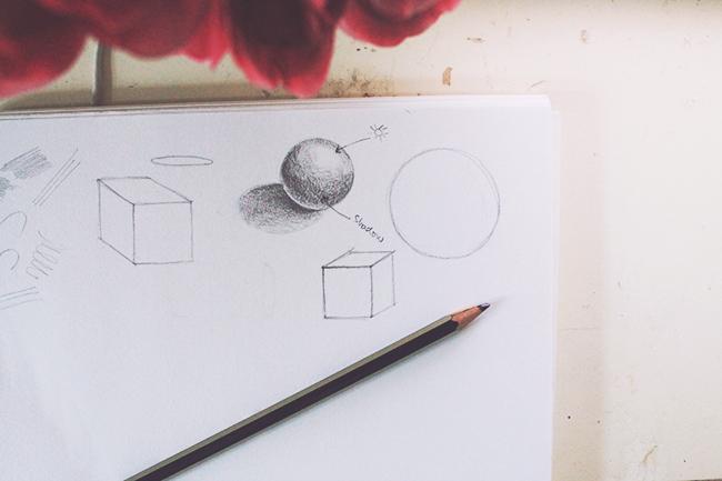 Drawing basics - Shapes