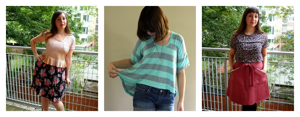 Casual T-Shirt patterns