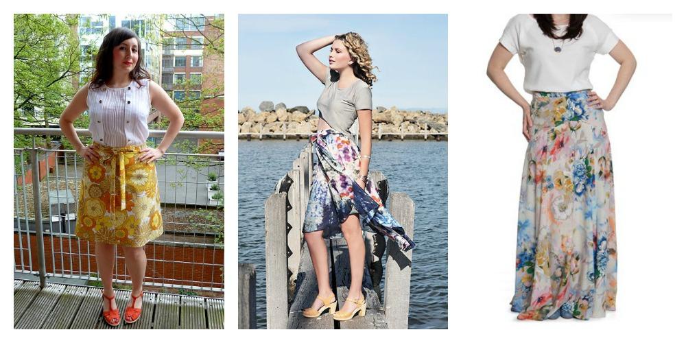 Summer skirt patterns