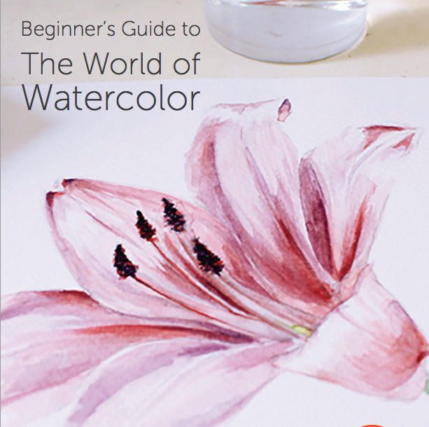 Watercolor for Beginners - Free Printable Guide on Bluprint!