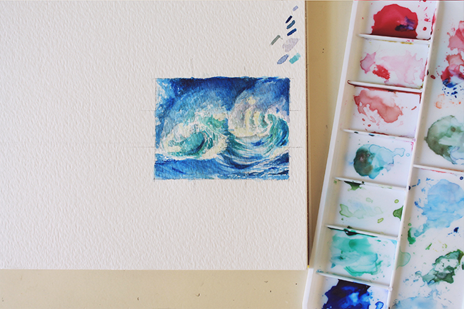 Watercolor thumbnail