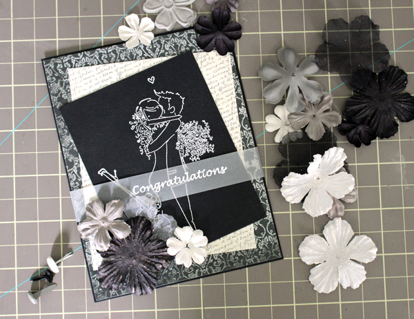 Adding Prima Flowers