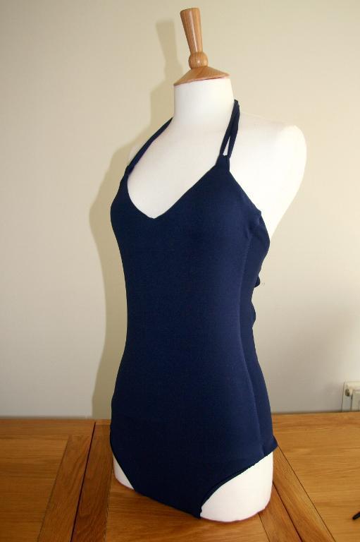 Women's V-Neck Swimsuit