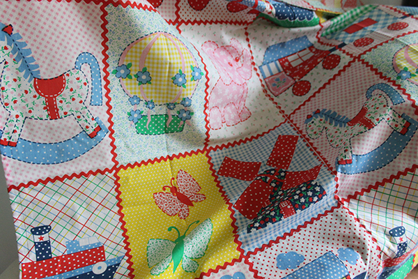 Using gently used linens to make children's play clothes
