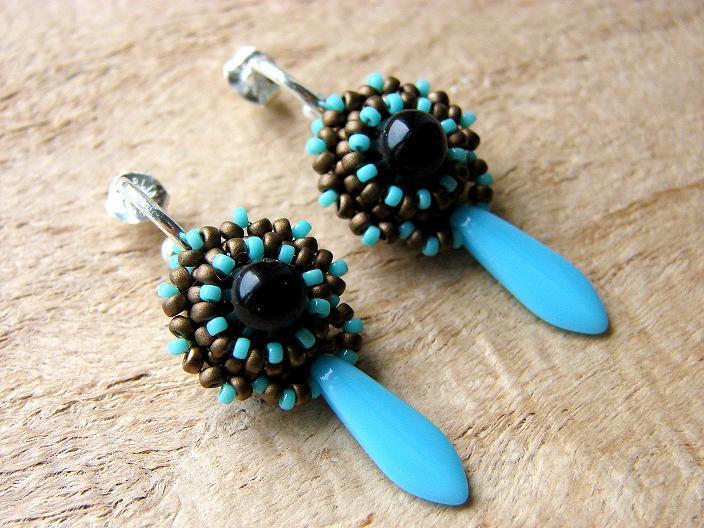 Adorable FREE Earring Jewelry Pattern