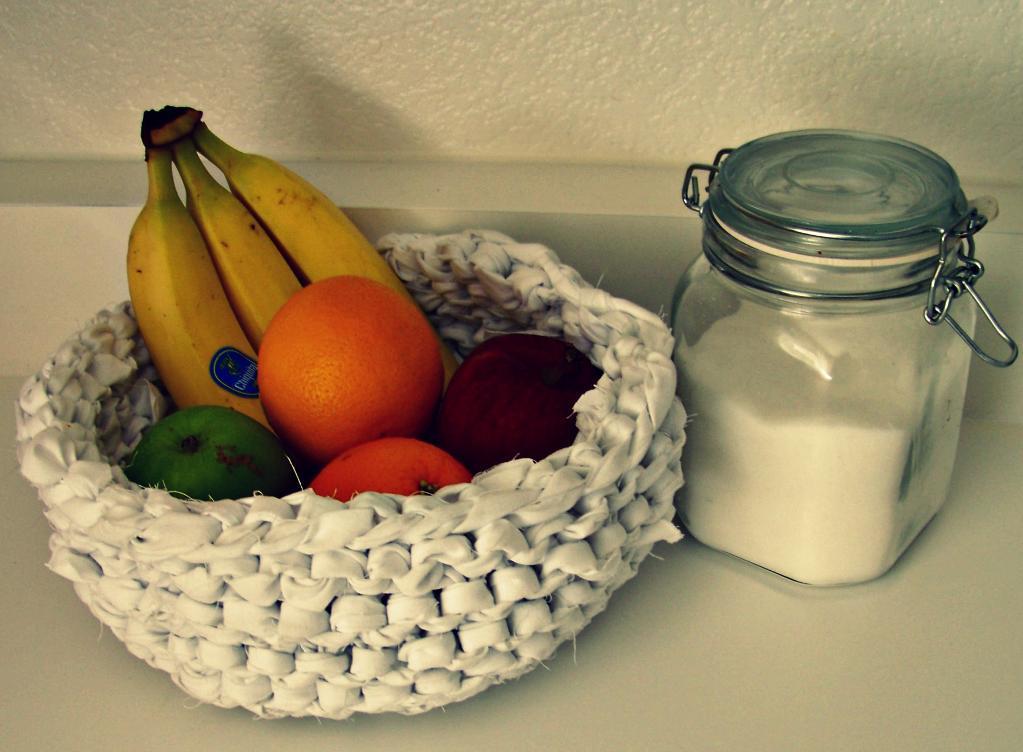 Free Fruit Bowl Knitting Pattern