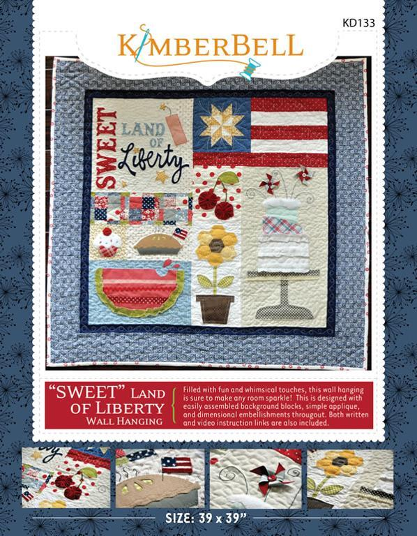 Sweet Land of Liberty Fourth of July Patterns