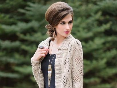 Adorable Afternoon Cardi Sweater