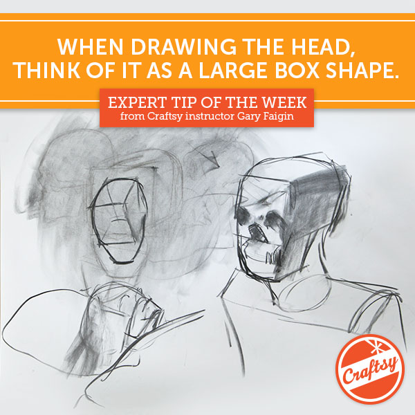 Drawing Heads Tip