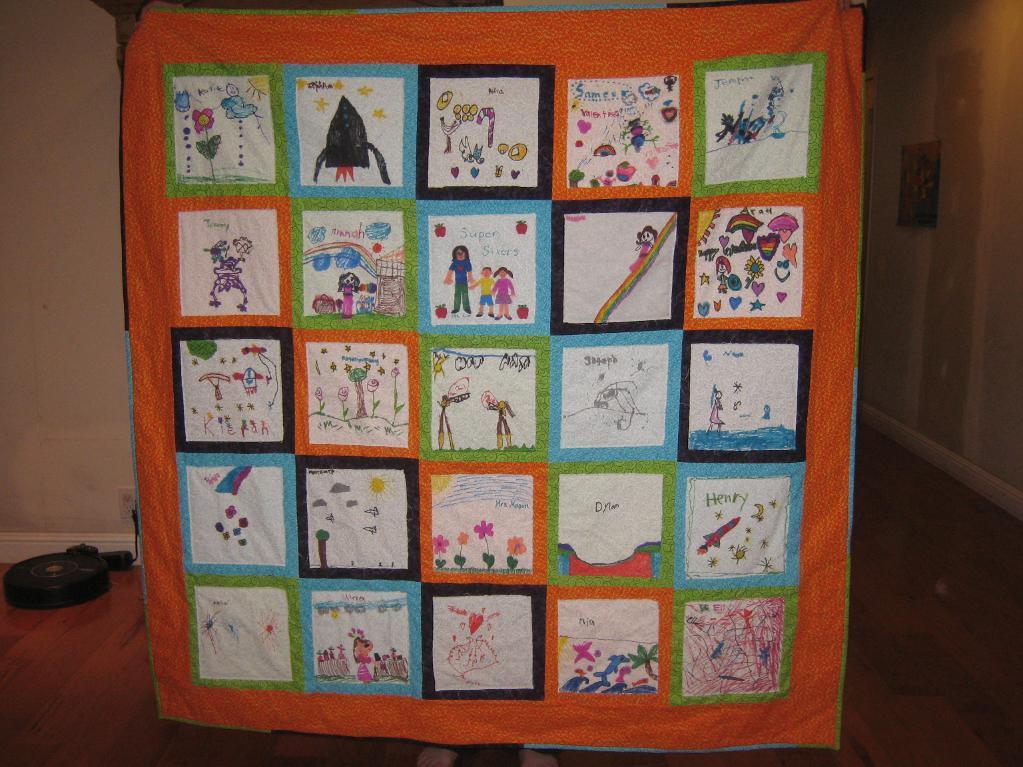 class quilt