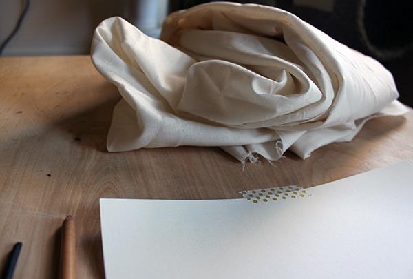 Up close folds