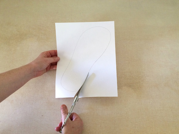 3-cut your tracing paper