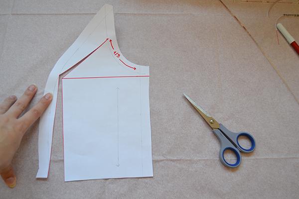 Cut lines 1 & 2