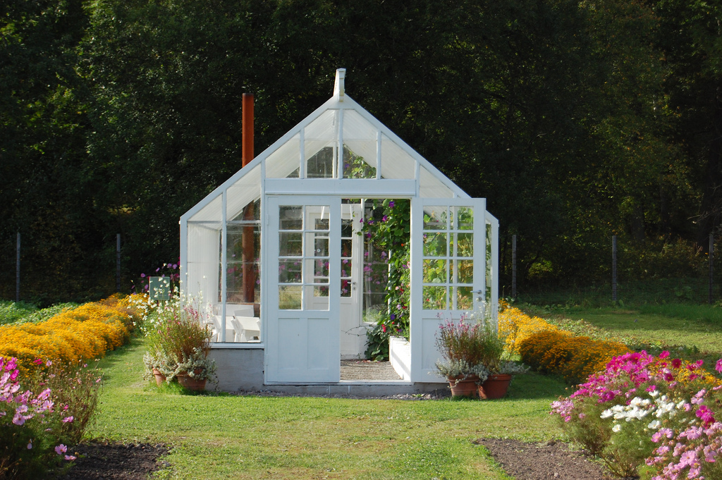 Greenhouse in Swededn