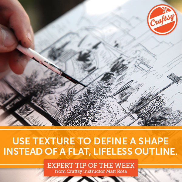 Tips for Drawing Texture on Bluprint