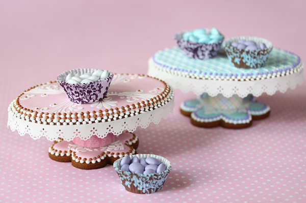 Cookie Cake Stands