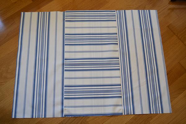 nautical striped fabric