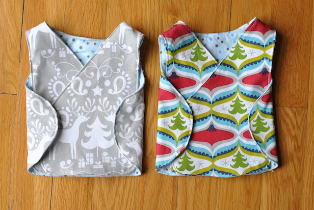 NICU Charity Smocks in Treelicious for Blend Fabrics