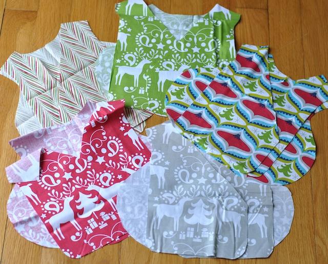 NICU Charity Smocks | Blend Fabrics