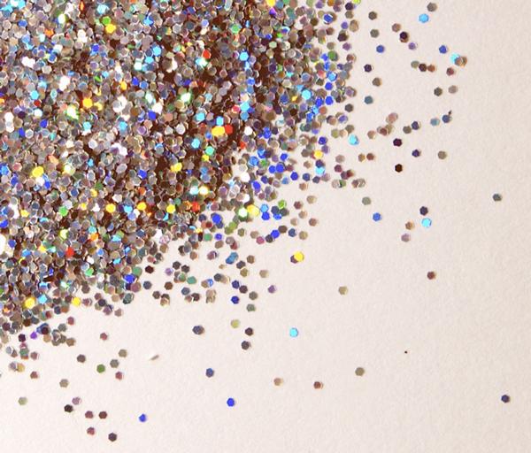 DIY Glitter