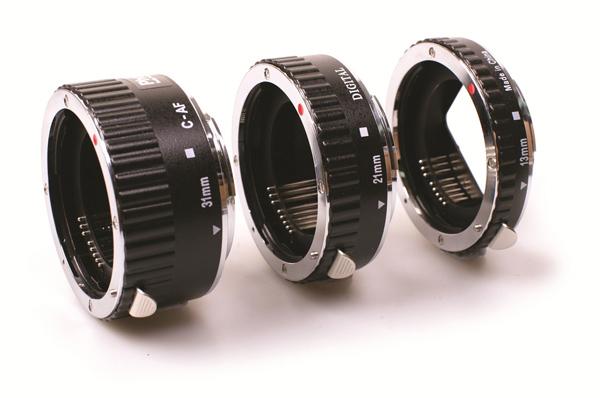 Macro photography camera lens