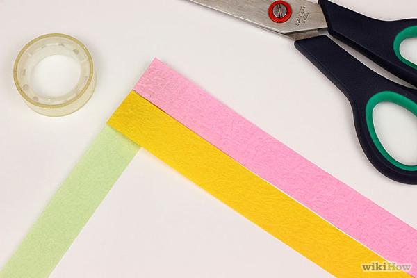 Braiding Paper
