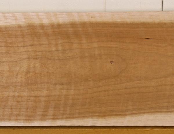 cherry with sapwood