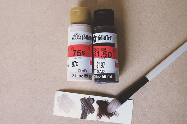 mixed media supplies more acrylic paint