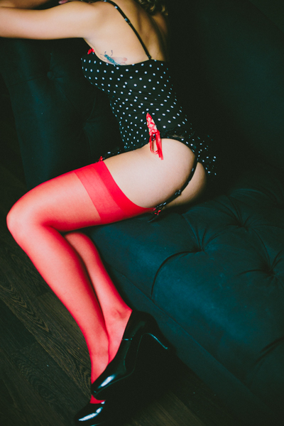 Red Shoes Photography | Boudoir