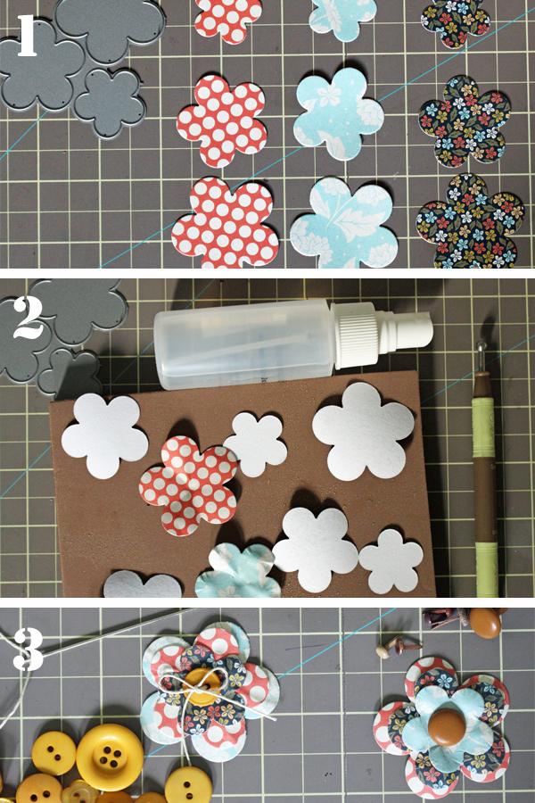 Creating Flower Embellishments