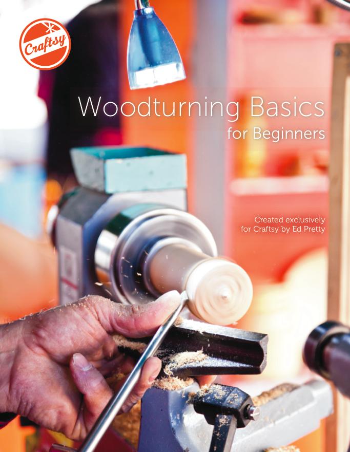 Woodturning Basics for Beginners Bluprint eGuide