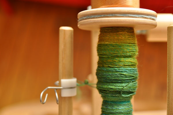 spinning wheel bobbin