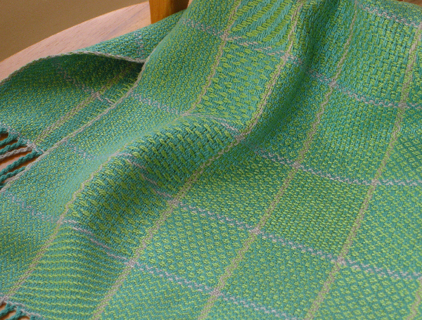 twill sample blanket or gamp