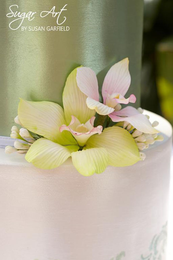Sugar Flower Orchids