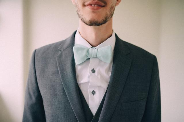 Free bow tie sewing pattern