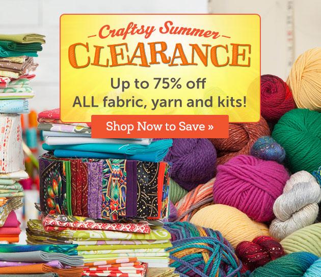 Bluprint Summer Clearance Sale!