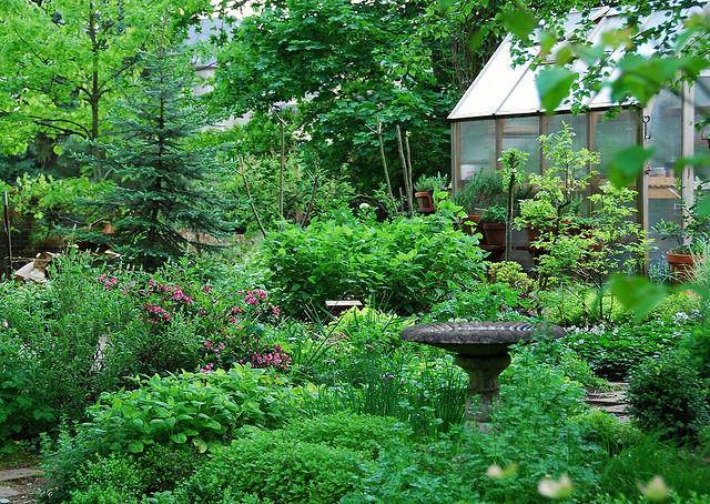 Dual Purpose Greenhouse in Oregon