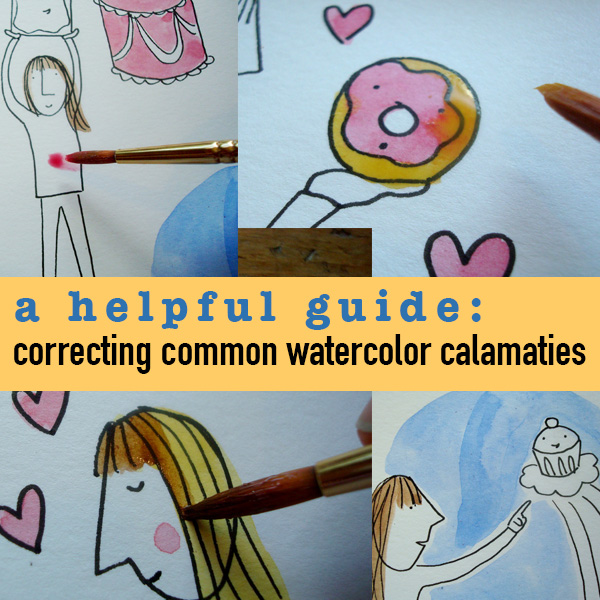 A guide to watercolor tips
