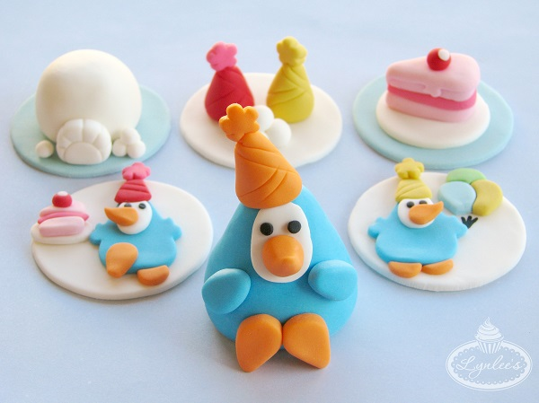 Five FAQs For Your Fondant Cupcake Toppers