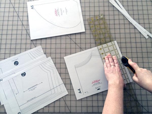 trim the PDF pages