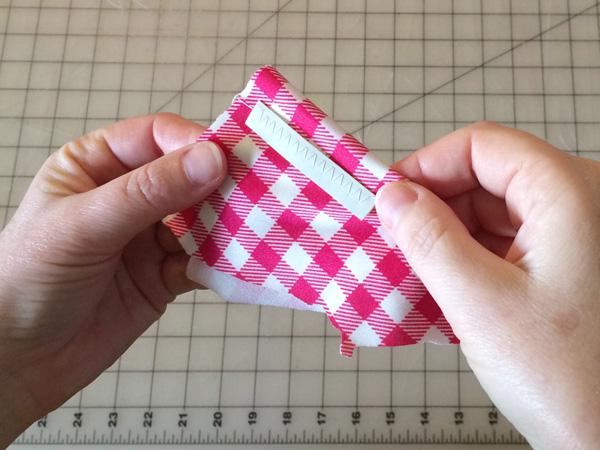 test elastic stitching
