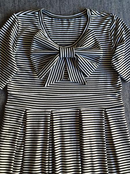 finished emaline dress