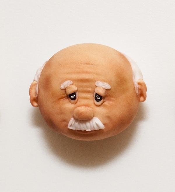 Grandpa face modeling