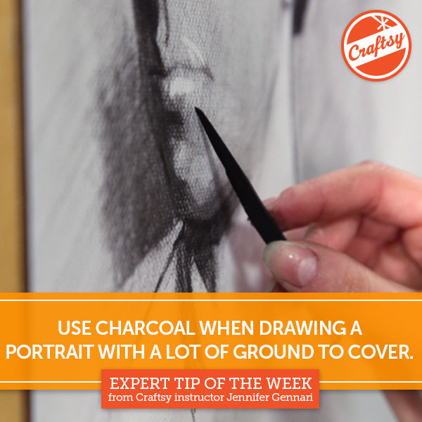 Drawing Tips from Professional Artist Jennifer Gennari