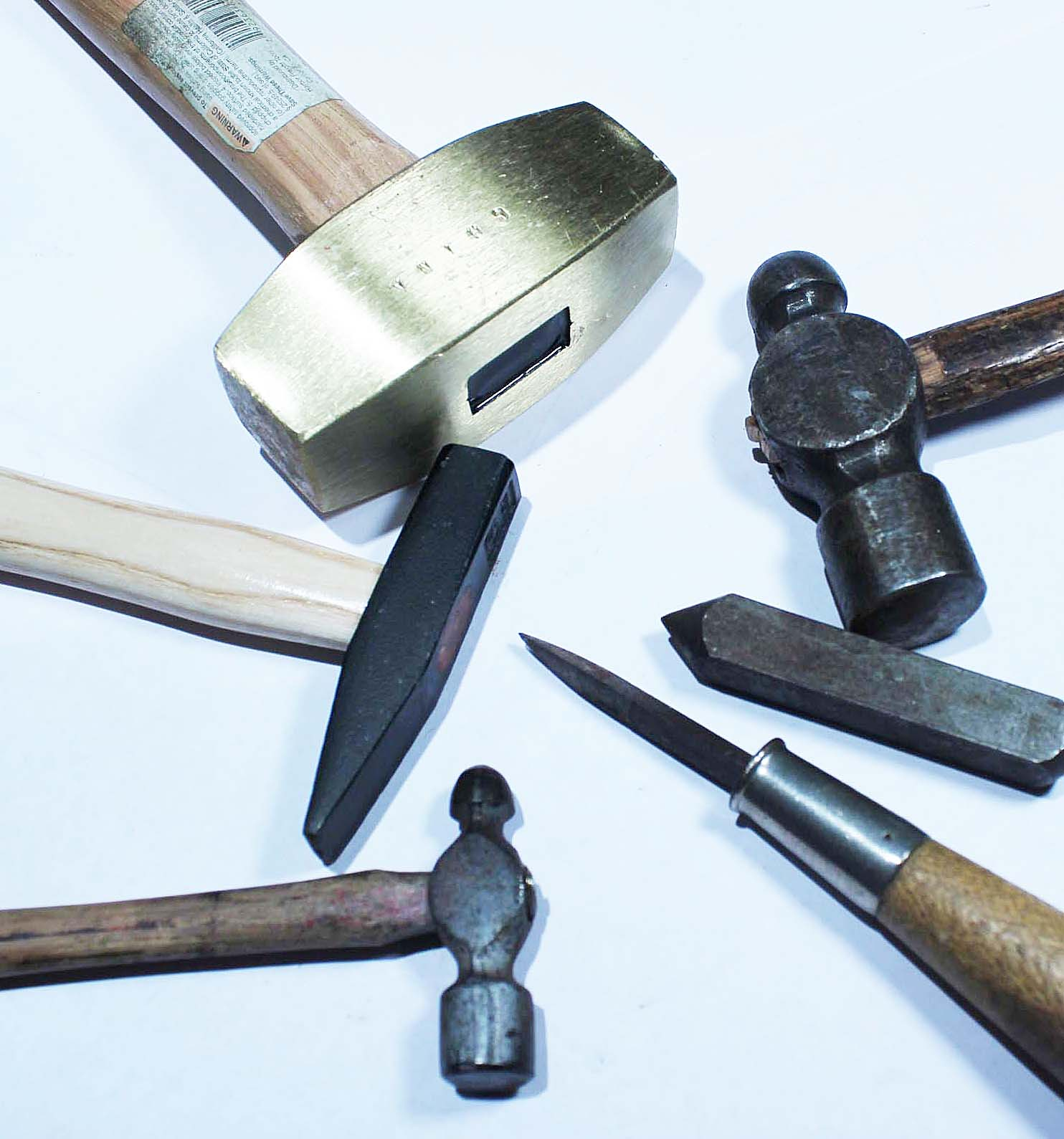 Collection of Jewelers Tools