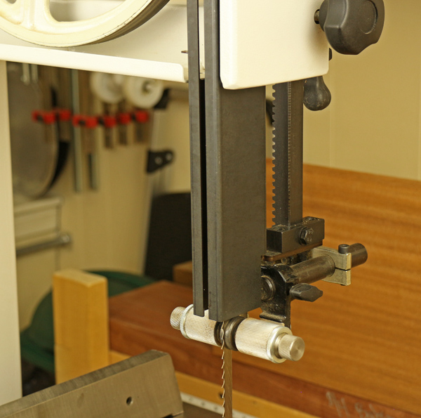 bandsaw guide post