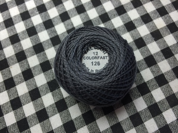 perle cotton spool