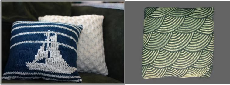 Sea-inspired Knitting Patterns!