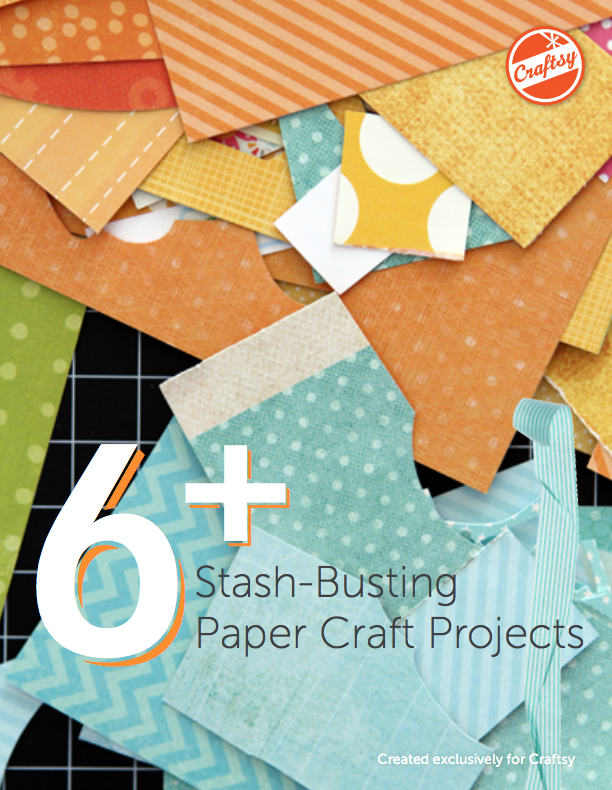 6+ Stash-Busting Paper Craft Projects